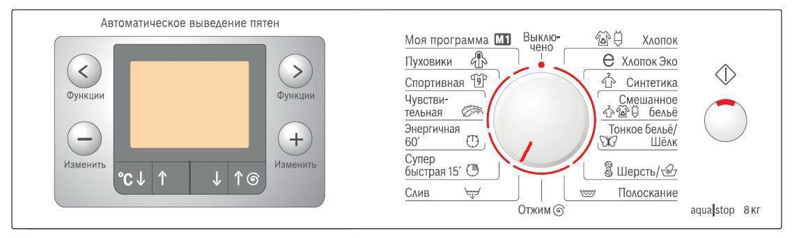 Bosch Logixx 6 Sensitive Инструкция